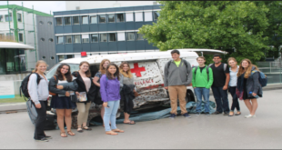 international committee of red cross volunteers