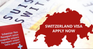 Switzerland visa lottery 2018