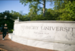 Robert T Jones Memorial Trust Scholarships 2021/2022 at Emory University, USA.