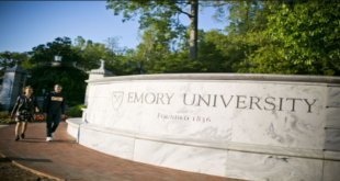 Robert T Jones Memorial Trust Scholarships 2021/2022 at Emory University, USA.