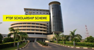 2019/2020 PTDF Postgraduate (Masters and PhD) Scholarships