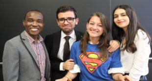 2019 Young Leaders Access Program at mcw global