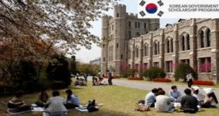 2019/2020 Korean Government Scholarships