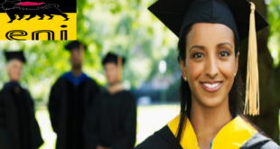 Fully Funded Eni Masters Scholarships 2018/2019