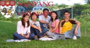 Nanyang President's Graduate Scholarships, 2019/2020
