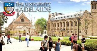 2019 University of Adelaide Global Leaders Scholarships program