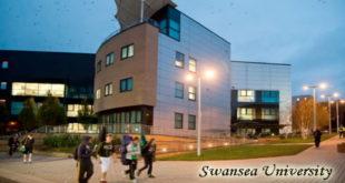 Swansea University Masters of Science Scholarships in UK, 2019