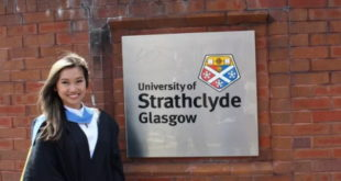 University of Strathclyde 2019 International Science Research Scholarships in UK