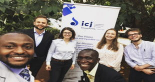 International Court of Justice (ICJ) 2019/2020 Judicial Fellows Programme in Netherlands