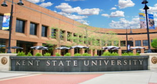 2019 Global Undergraduate Scholarships Award at Kent State University, USA