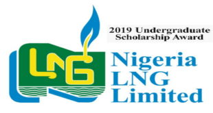 Apply for NLNG Undergraduate Scholarship for Nigerian Students 2019-2020