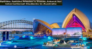 Study in Australia: Sydney Speaks Master's Scholarship Award | Apply Now