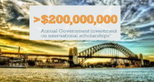 Australian Government Destination Scholarships for Domestic and International Students - Destination Australia Scholarships