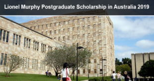 Lionel Murphy Endowment 2019 Students Scholarships in Australia