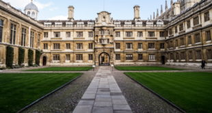 University of Cambridge Partnered Prince of Wales Global Sustainability Fellowship Program 2019
