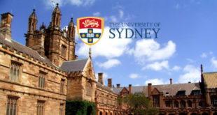University of Sydney Business School International Awards in Australia 2019