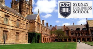 University of Sydney Leaders Excellence MBA Scholarships in Australia 2019 | Apply Here