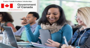 2019 Vanier Canadian Scholarships in Canada for International Students | Apply Now