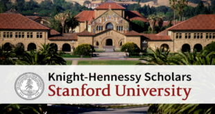 Knight-Hennessy Full Scholarships 2020 for Graduate Studies at Stanford University in USA - Start Application Here
