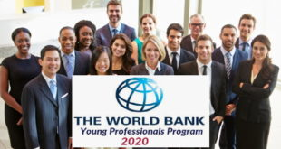 How to Apply for World Bank Group Young Professionals Program (YPP) 2020