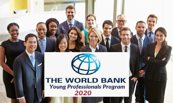 How to Apply for the World Bank Group Young Professionals Program (YPP) 2020