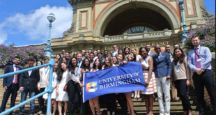 International Students Scholarships at University of Birmingham, 20192020
