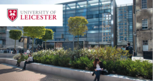 International students scholarships at University of Leicester, United Kingdom