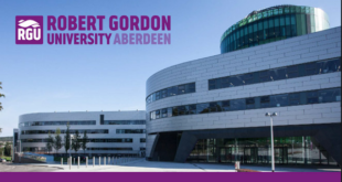 International Students Scholarship 2019/2020 at Robert Gordon University