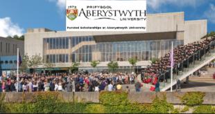 Aberystwyth University Scholarship for International Students, 2019