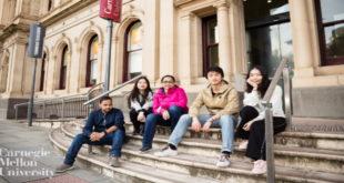CMU International Masters Scholarships Program 2019-2020 in Australia