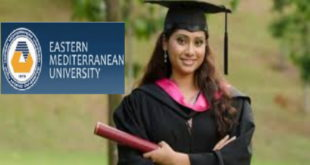 Eastern Mediterranean University Postgraduate Scholarships for Foreign Students in Turkey