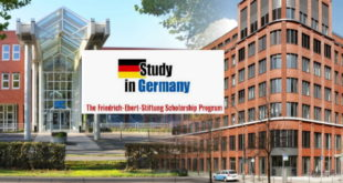 Friedrich Ebert Foundation Scholarships in Germany for International Students, 2019 - Apply Now