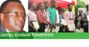 Gani Fawehinmi Scholarship Awards for Tertiary Students 2019