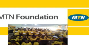 MTN Foundation Scholarship for Nigerian Tertiary Education Students 2019
