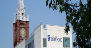 University of Liverpool Fully Funded International Scholarships 2019