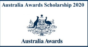 Australia Awards Scholarships for Africans 2020-2021 – See Commencement Date and Apply