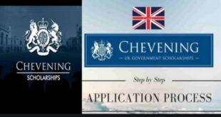 Chevening Postgraduate Scholarships Scheme in UK 2020-2021