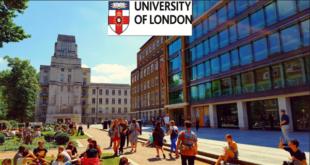 International Students Scholarship at University of London