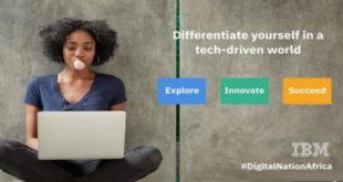 Internship Opportunity - Digital Nation Africa Intern at IBM, 2019