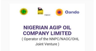 Undergraduate Scholarship Programme of the NNPC-NAOC-OANDO Joint Venture 2019