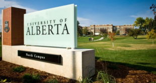 University of Alberta Global Masters Recruitment Scholarship 2020