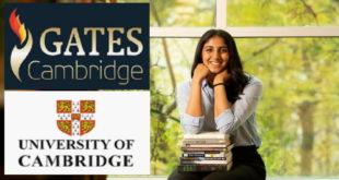 Bill Gates Full Scholarships Program at University of Cambridge 2020