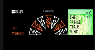 British Council-Prince Claus Fund Mobility Grant for Culture and Development