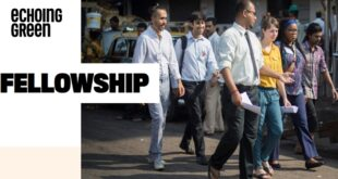 Echoing Green Global Social Entrepreneurial Development Fellowship