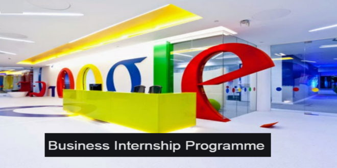 Google Student and Graduate Internship Opportunities 2020 for Africans