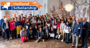 Holland Scholarship Awards for Non-EEA Foreign Students