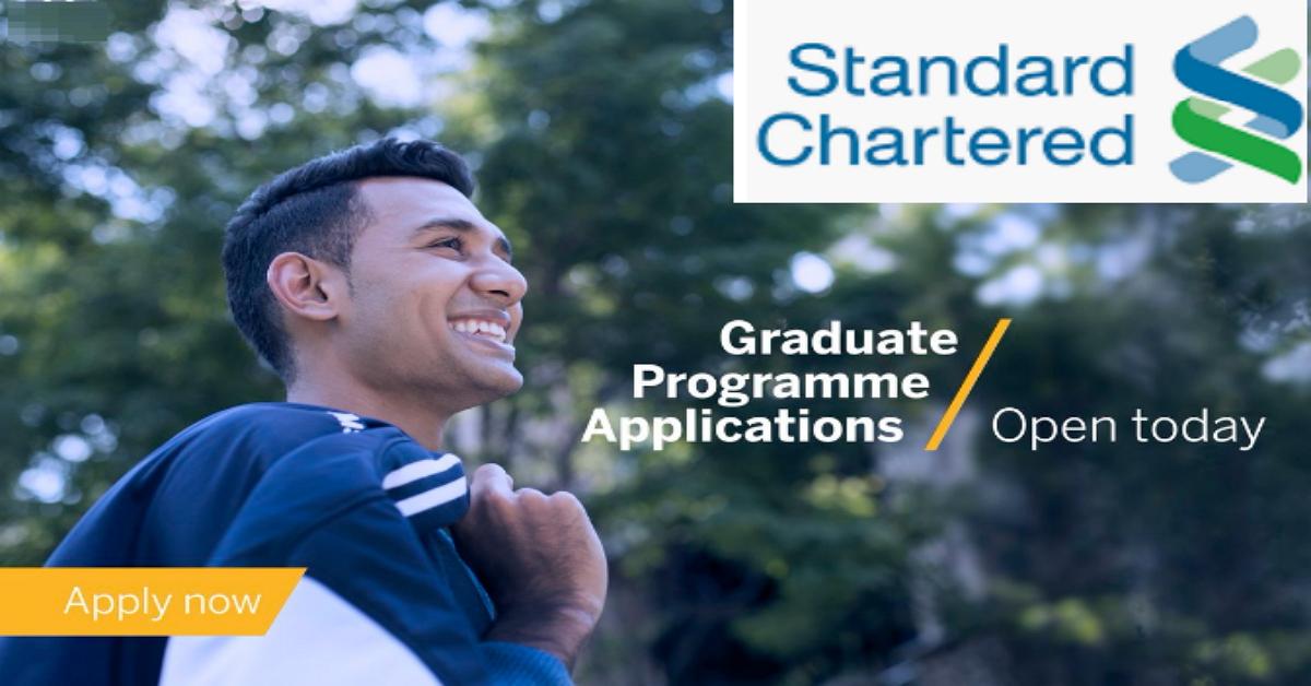 International Graduate Internship Programme with Standard