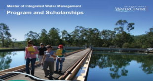 International Master of Science Scholarship awards at Griffith University in Australia (Worth $56,000)