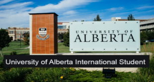 International Undergraduate Scholarships 2020 at University of Alberta, Canada