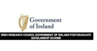 Irish Government Postgraduate Excellence Scholarship Awards 2020 to Study in Ireland
